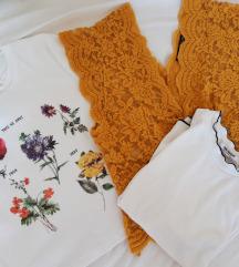 Različni crop topi (Zara) XS ali S