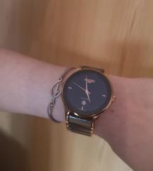 Zlata ženska ročna ura