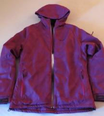 Ženska smučarska jakna Benger (vijola, št. 42)