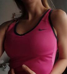 Nike dry fit roza majica S