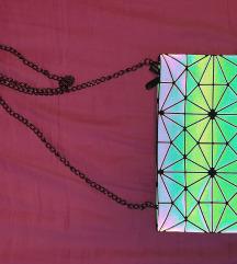 Svetleča pisemska torbica