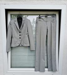 MNG Suit št. 36 hlačni kostim
