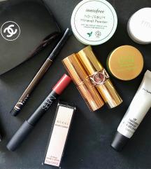 Nov makeup gucci, chanel, mac, nars, dior, ysl