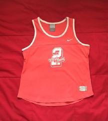 Nike rdeča majčka M