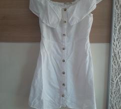Stradivarius bela obleka