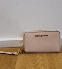 Michael Kors usnjena denarnica/torbica (orginal)