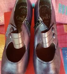 Usnjeni novi čevlji,vel.40 CAPRICE