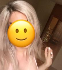 Blond FULL LACE Lasulja iz PRAVIH LAS