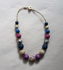 Čudovita ogrlica - ročno delo (s ptt!)
