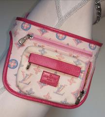Roza , pink opasna torbica LOUIS VUITTON 🎀💎