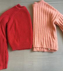 2 puloverja, S