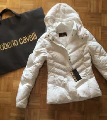 Roberto Cavalli bela bunda z etiketo MPC 485 eur