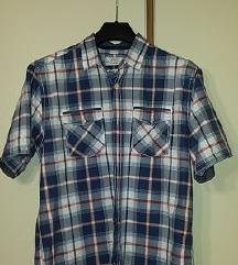 Moška srajca S. Oliver kratek rokav M