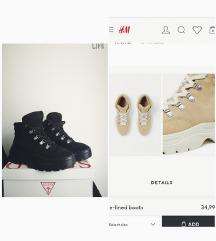H&M gležnarji / škornji