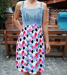 št. 34 / 36 poletna obleka (Italija)