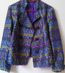 vintage kratka jakna št.M/L