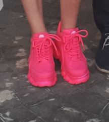 Buffalo čevlji s platformo, 40, pink