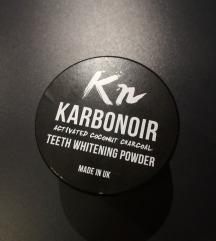 Karbonoir aktivno oglje za zobe
