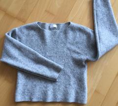Crop pulover