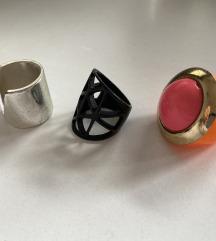 različni prstani
