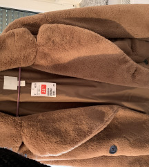 Nov teddy coat