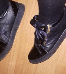 Čevlji Creator črni usnjeni št. 39 MPC 69,90 eur