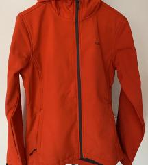 Zniž.- Softshell Kilimanjaro koralna jakna