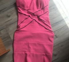 Pink mini oblekca