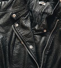 PU biker jakna