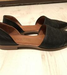 Usnjeni čevlji (mokasine) Bella