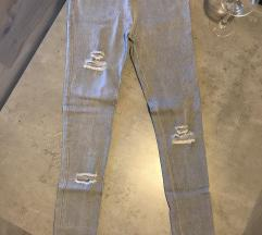 Sive hlače/legice
