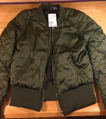 H&M bomber jaknica S/36