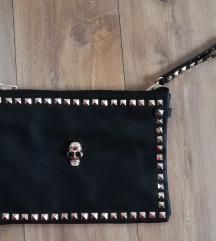 Črna pisemska torbica