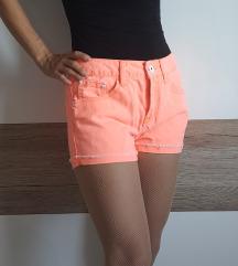 Neon kratke hlače FB sister, S