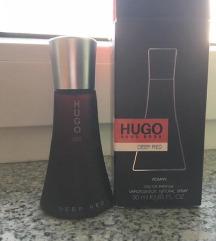 Hugo boss deep red, original