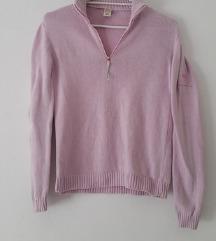 North Sails ORIGINAL roza pulover jopica S