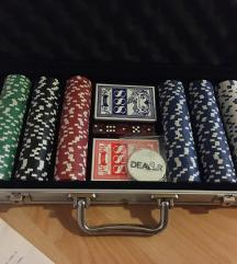 Poker kovcek NOV