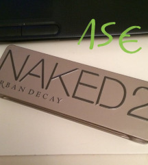 Naked 2 paleta senčil