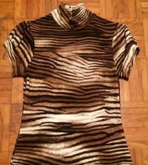 Tigrasta midi obleka S/36