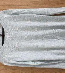 Pulover z masnicam