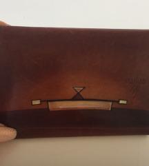 Usnjena denarnica unisex