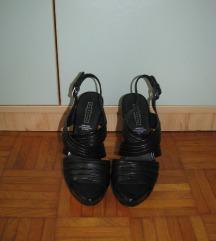 Usnjeni sandali 37 - nerabljeni!