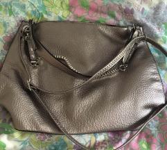 Parfois srebrna torbica