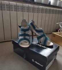 Elegantni usnjeni sandali