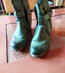 Zeleni MASS gležnarji