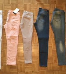 Dolge hlače in pajkice XS, S, M, L in XL