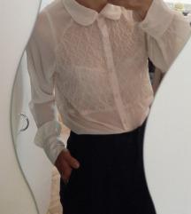 Marelična oversized beeded bluza BIK BOK