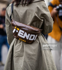Belt bag obpasna torbica kot Fendi