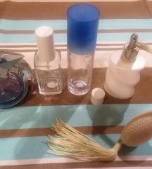 Flaške za točen parfum