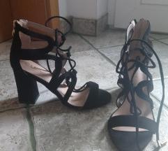 Ženski sandali s peto